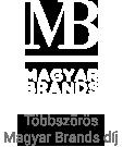 3x-os Magyar Brands díj