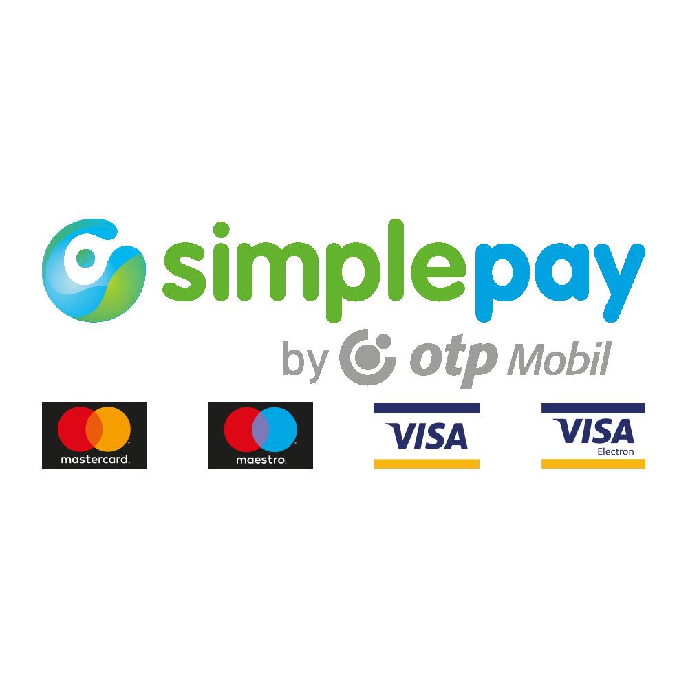 SimplePay elfogadott fizetés