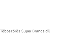2x-es Super Brands díj