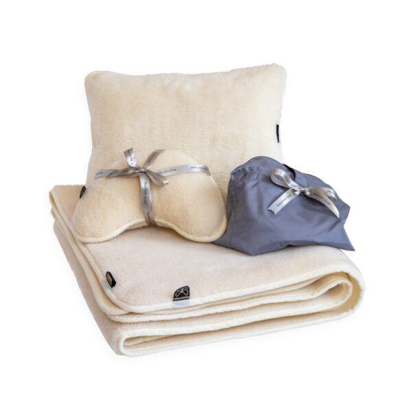Kaschmir-Gold Queen® univerzális takaró + kispárna + ajándék