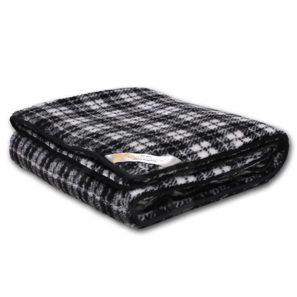 Black Jack® kockás takaró