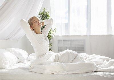 8 tipp a nyugodt alvásért
