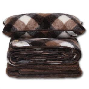 Brownie<sup>®</sup> kockás egyszemélyes garnitúra