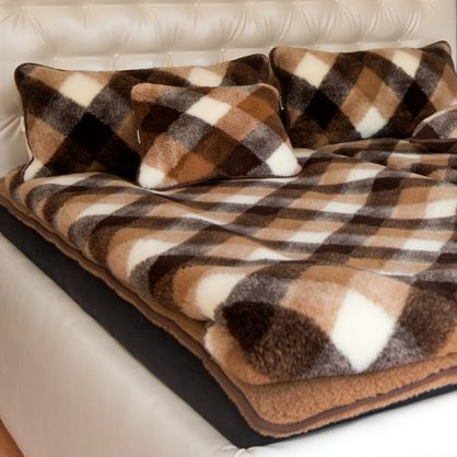 Brownie takaró