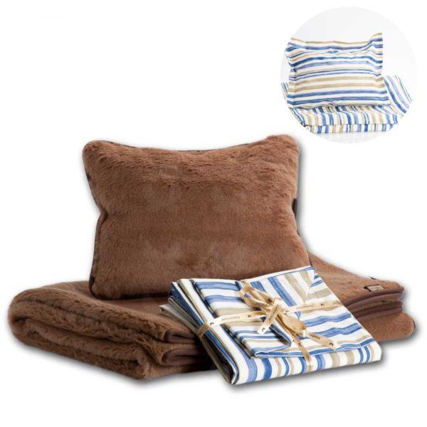 Brownie® takaró és párna